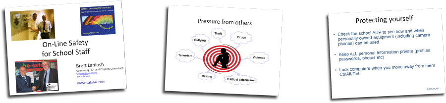 E-Safety presentation 1